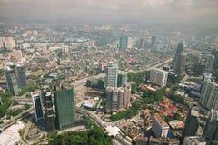 Modern city Stock Image