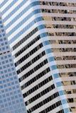 Modern city office buildings  in denver colorado Royalty Free Stock Photos