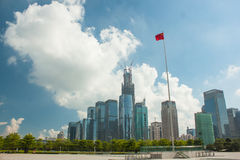 Modern city Shenzhen Stock Photos
