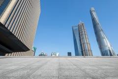 Modern city skyline Stock Photography