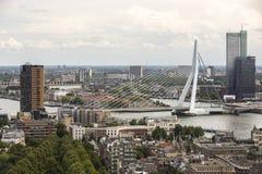 Modern city skyline Royalty Free Stock Images