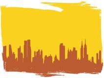 Modern Cityscape Royalty Free Stock Image