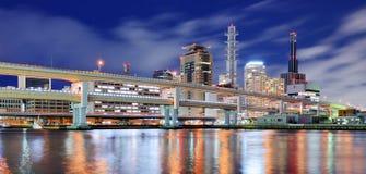 Modern Cityscape arkivbilder