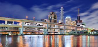 Modern Cityscape Stock Images