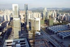 modern cityscapemetropolis royaltyfria bilder