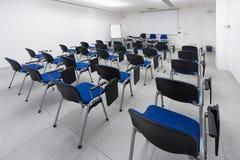 Modern class or meeting corporate room Stock Photos