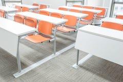 Modern classroom Royalty Free Stock Photos
