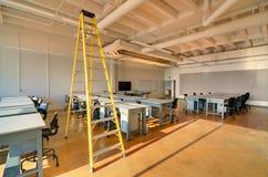 Modern Classroom Renovation royalty free stock photography