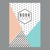 Modern clean book cover, Poster, Flyer, Brochure, Company profile, Annual report design layout template in A4 size. Modern clean book cover, Poster, Flyer Royalty Free Stock Image