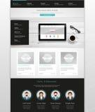 Modern Clean Website Template Eps 10 Vector Stock Photos
