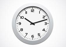 Modern clock Royalty Free Stock Photo