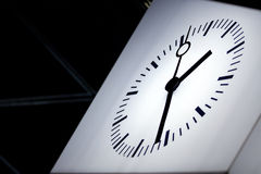 Modern Clock Stock Photos