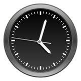 Modern Clock Royalty Free Stock Image