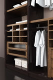 Modern closet 3d rendering Stock Images