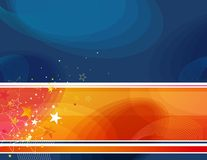 Modern color background Stock Photo