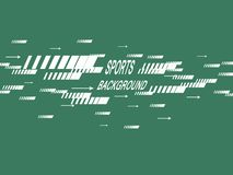 Modern color poster for sports.Fashionable abstract background. Vector illustration. stock illustration