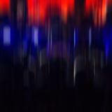 Modern and colored spots of a dark. Abstract background blur royalty free illustration