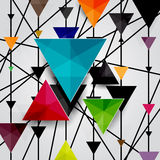 Modern colorful background Royalty Free Stock Photos