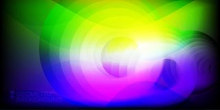 Modern colorful geometric backgrounds collection. Collection of modern colorful geometric wide backgrounds Royalty Free Stock Image