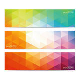 Modern Colorful Set Of Vector Banners For Your Stock Photos