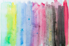 Modern Colors Royalty Free Stock Photos