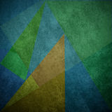 Modern colors triangle background Royalty Free Stock Photo