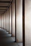 Modern columns Stock Image