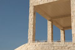 Modern Columns Royalty Free Stock Photo