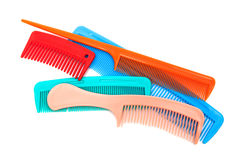 Modern combs Royalty Free Stock Photo