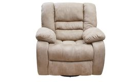 Free Modern Comfortable Fabric Rocking Chair With Folding Mechanism Stock Images - 146918574
