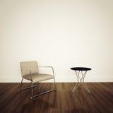 Modern comfortable interior Royalty Free Stock Photos