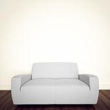 Modern comfortable interior with 3d rendering Royalty Free Stock Images