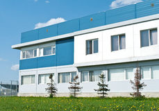 Free Modern Commercial Building Stock Photography - 14515762