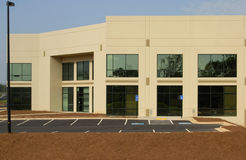 Modern Commercial Office Building Stock Photo