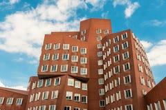Modern Commercieel centrum Stock Afbeeldingen