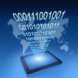 Modern communication technology Stock Photography