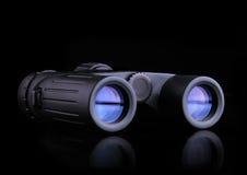 Modern compact binoculars Stock Photography