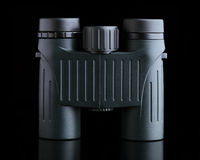 Modern compact binoculars Royalty Free Stock Photo