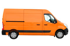 Modern compact van. Stock Photography