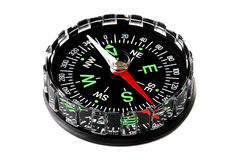 Modern compass Stock Photography