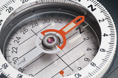 Modern compass Stock Photo