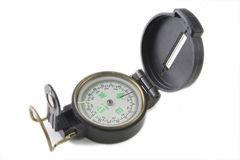 Modern compass Stock Images