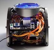 Modern computer Stock Image