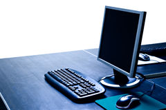 Modern computer Stock Images