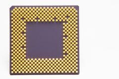 A Modern Computer CPU Royalty Free Stock Photos