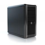 Modern computer stock illustration