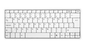 Modern computer keyboard Stock Image