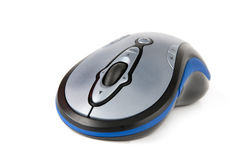Modern computer mouse Stock Photos