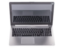 Modern Computer PC Laptop. Stock Photos