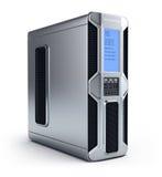 Modern computer server Royalty Free Stock Photos